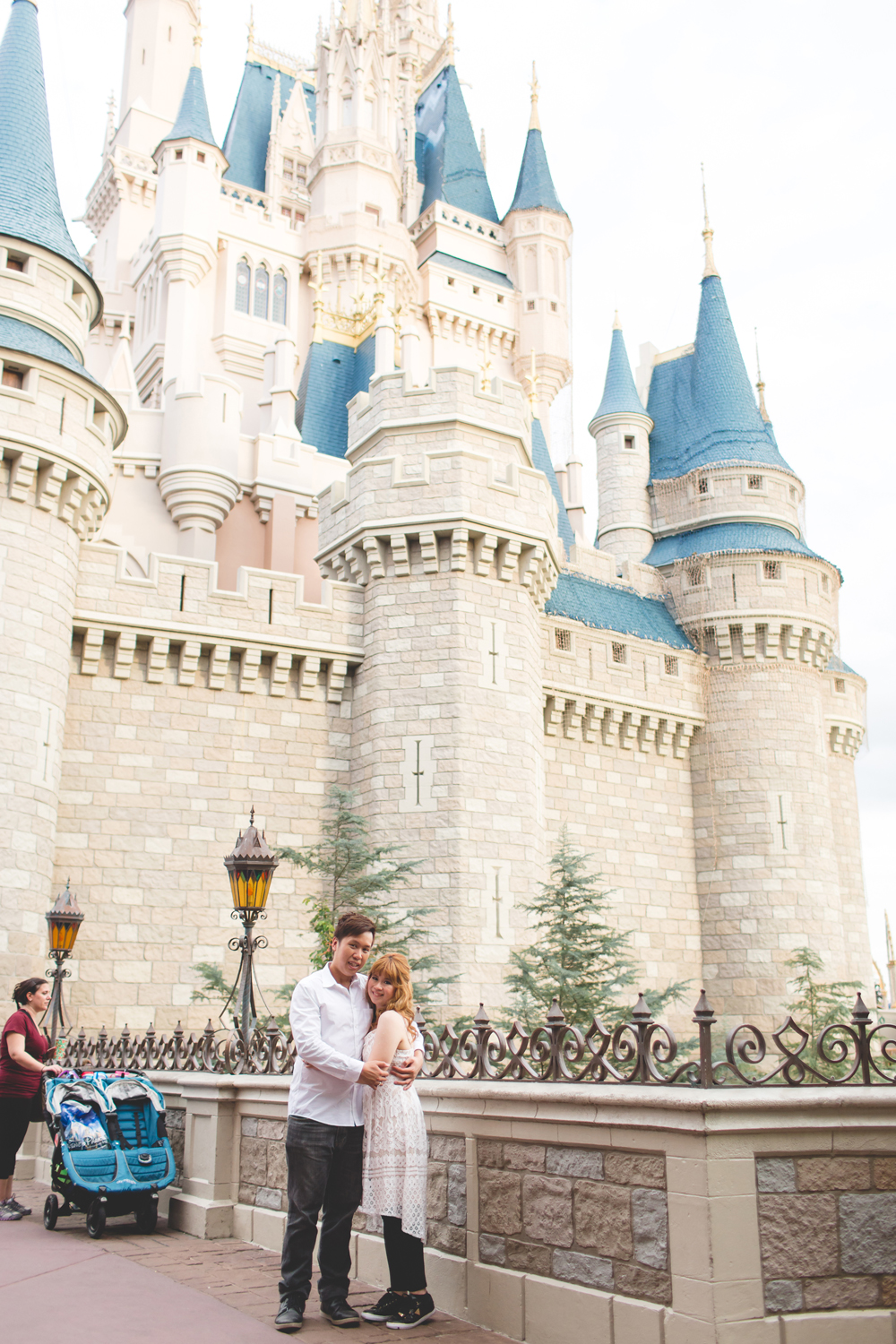 Disney Honeymoon session - Disney Engagement Photos - Disney Wedding Photographer - Destination Orlando Wedding Photographer - Jaime DiOrio (40).jpg