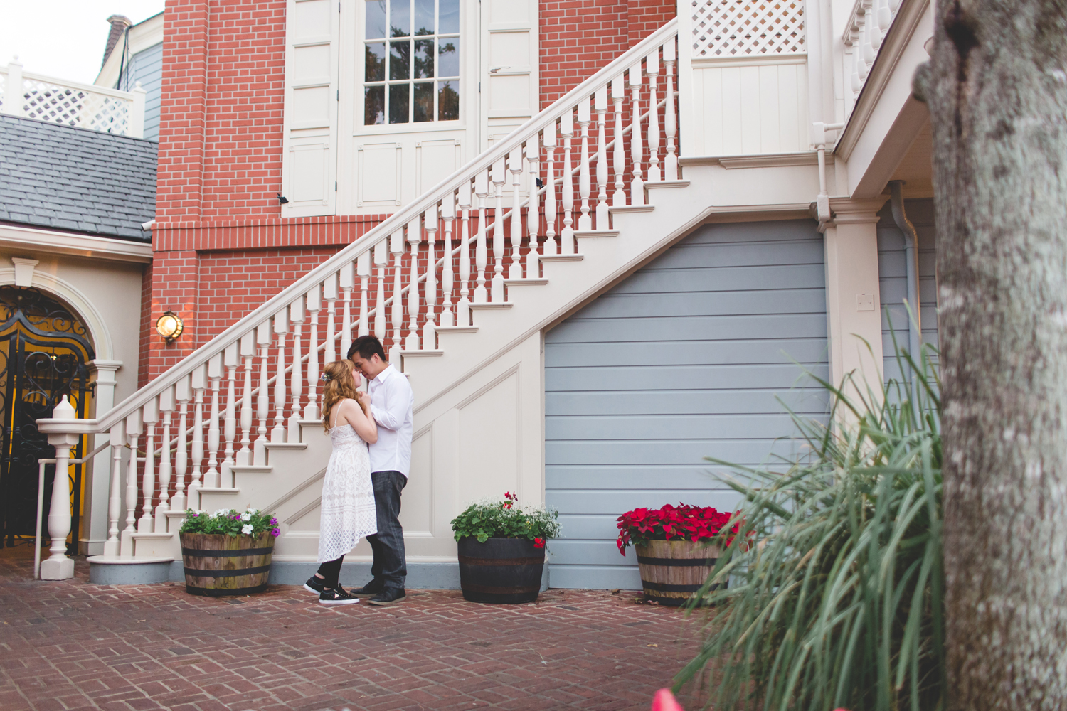 Disney Honeymoon session - Disney Engagement Photos - Disney Wedding Photographer - Destination Orlando Wedding Photographer - Jaime DiOrio (79).jpg