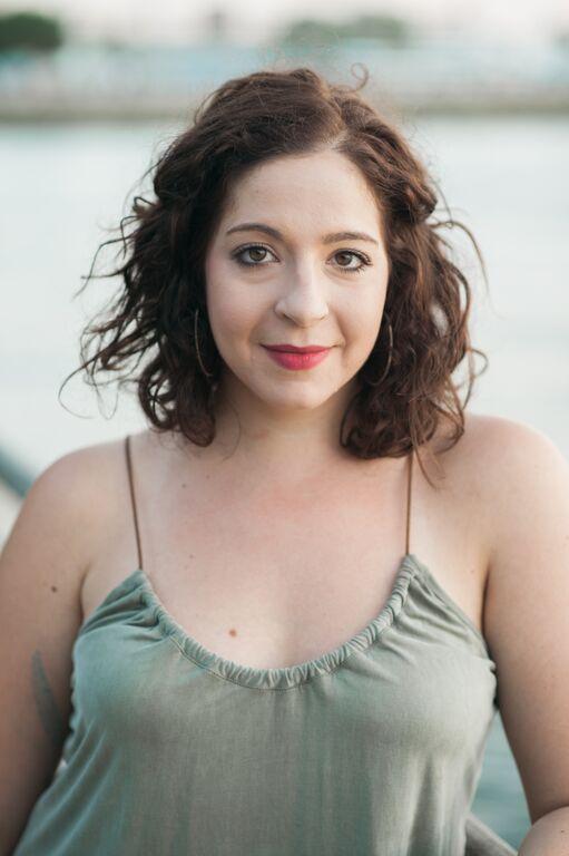 Jenny Rachel Weiner shot by Eileen Meny