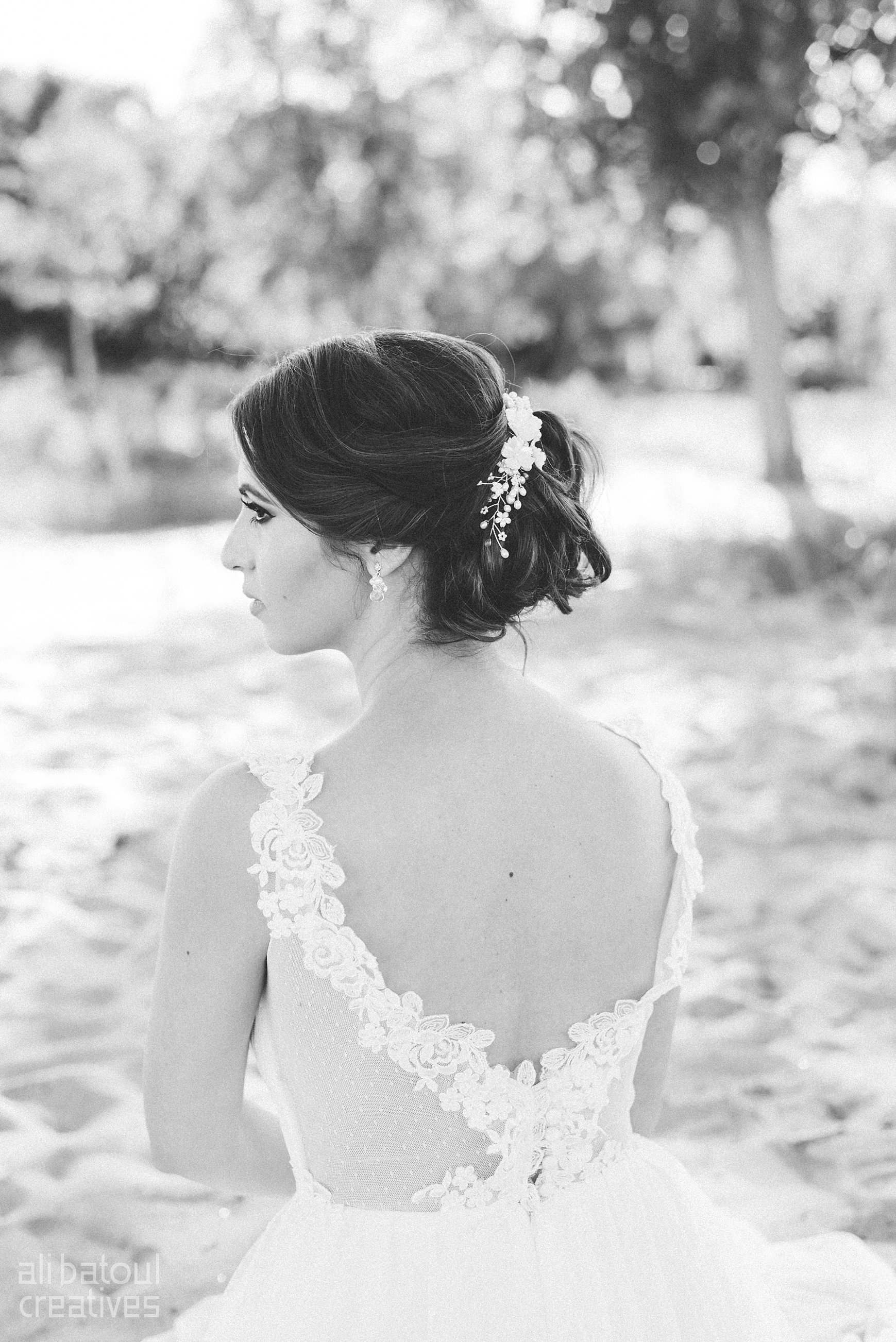 Beach Bridal Shoot in Ottawa - Wedding Photography Ali Batoul Creatives