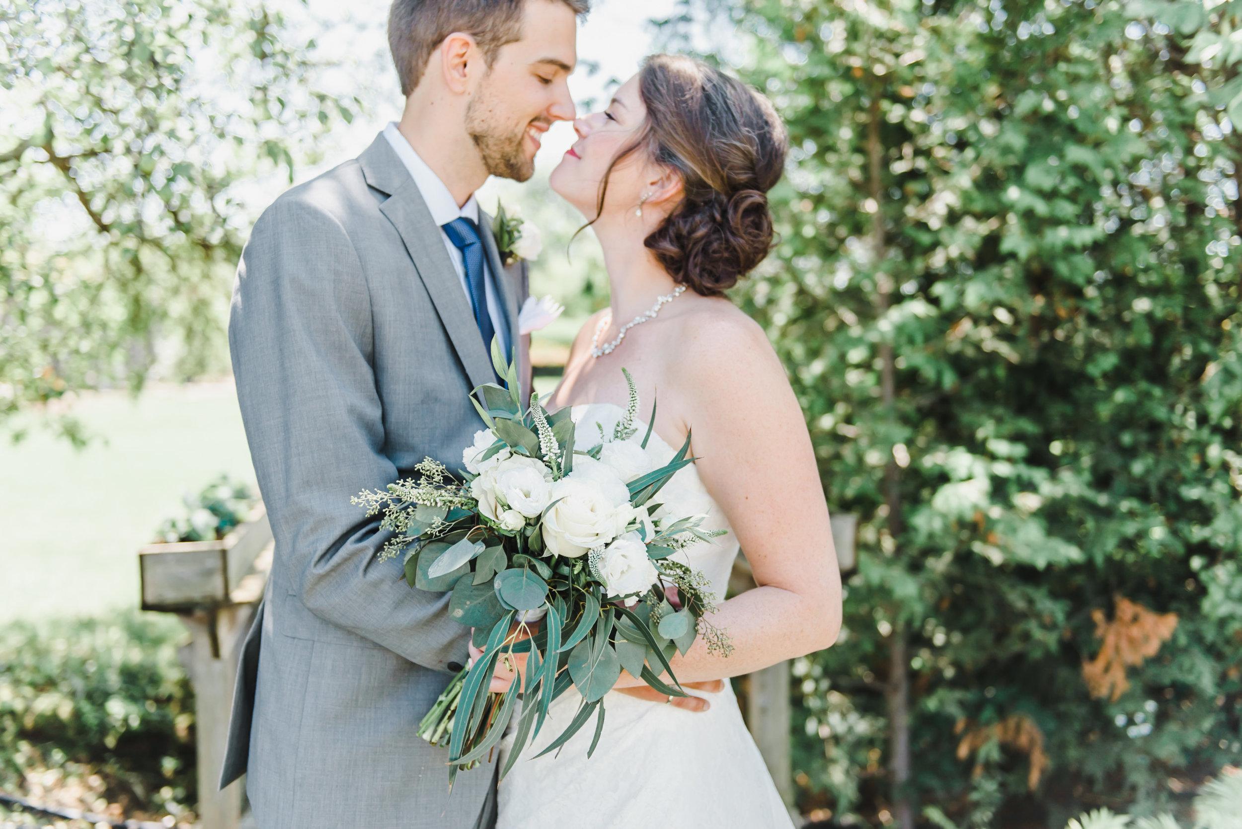 Ottawa Organic Garden-Inspired Wedding Bouquet  | Ottawa Light and Airy Wedding Photographer-4.jpg
