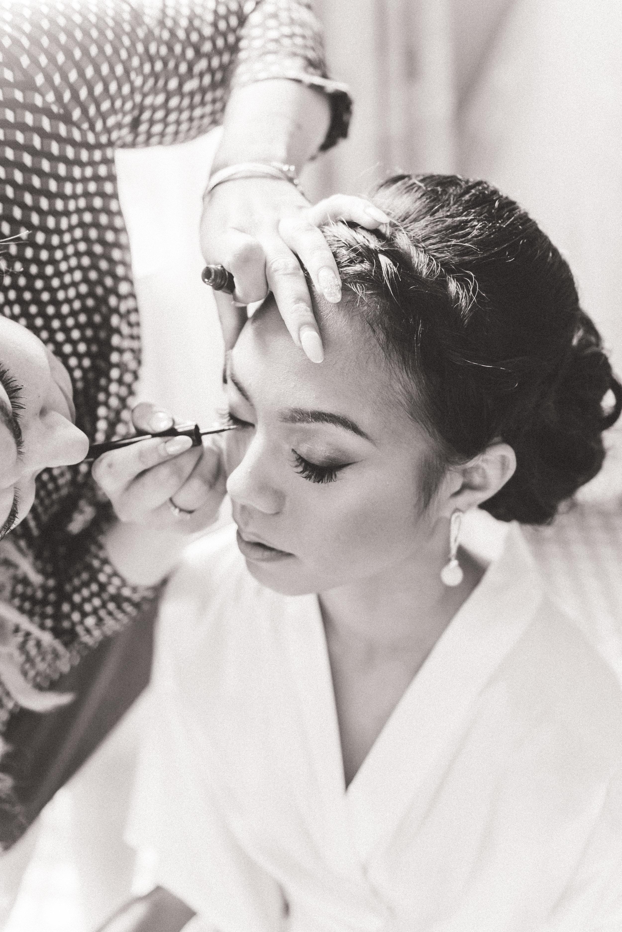 Makeup:  Beauty by Allaha