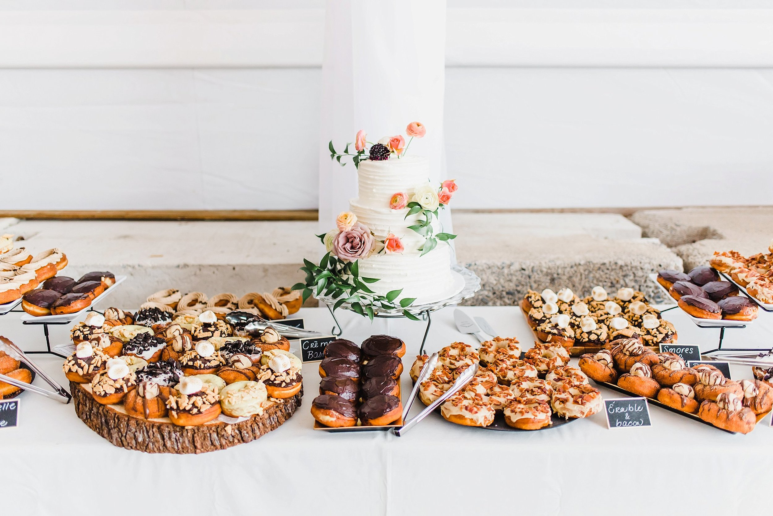 These donuts by  Tout Beigne  were the most incredible things I've ever tasted!