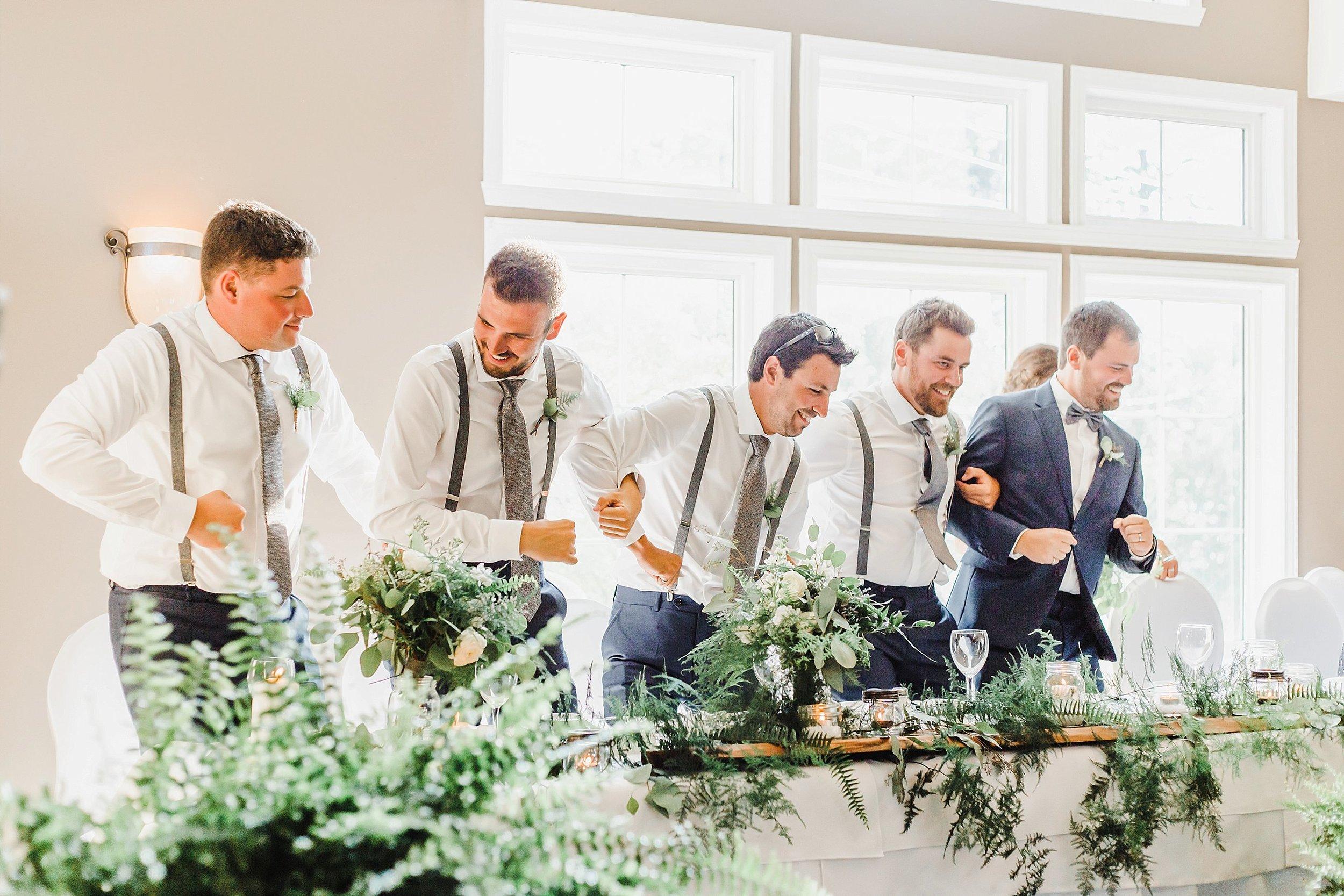 Told ya I couldn't keep this bridal party tame!