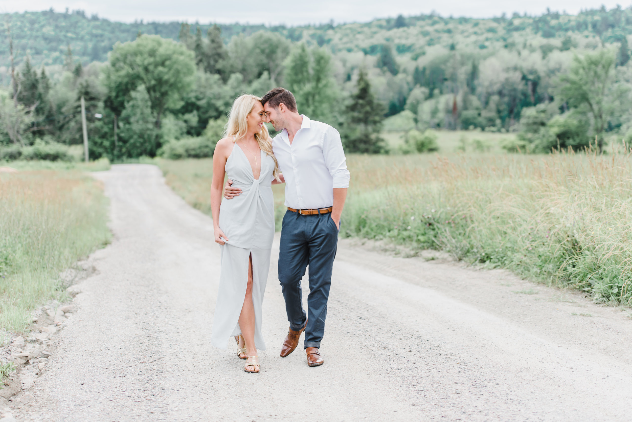 Kaylea + Chris Wakefield Engagement Shoot | Ottawa Light and Airy Wedding Photographer-19.jpg