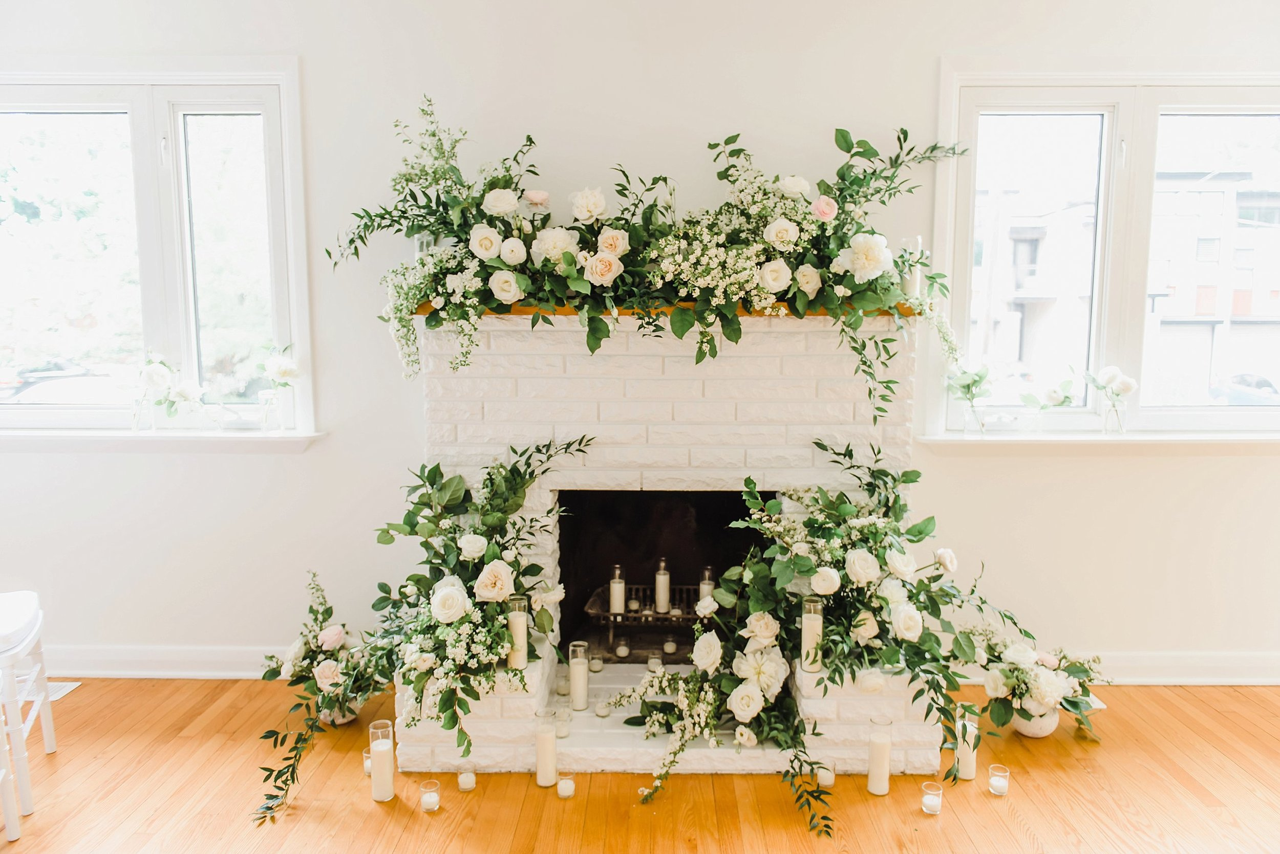 An intimate flower-filled affair at Christine and Liam's Westboro home was beautiful in so many ways.  Planned, designed and executed by Elise of Toast Events, it was a fine art masterpiece with the best vegetarian food I've ever had!  Here's the full feature of their  intimate flower-filled wedding .