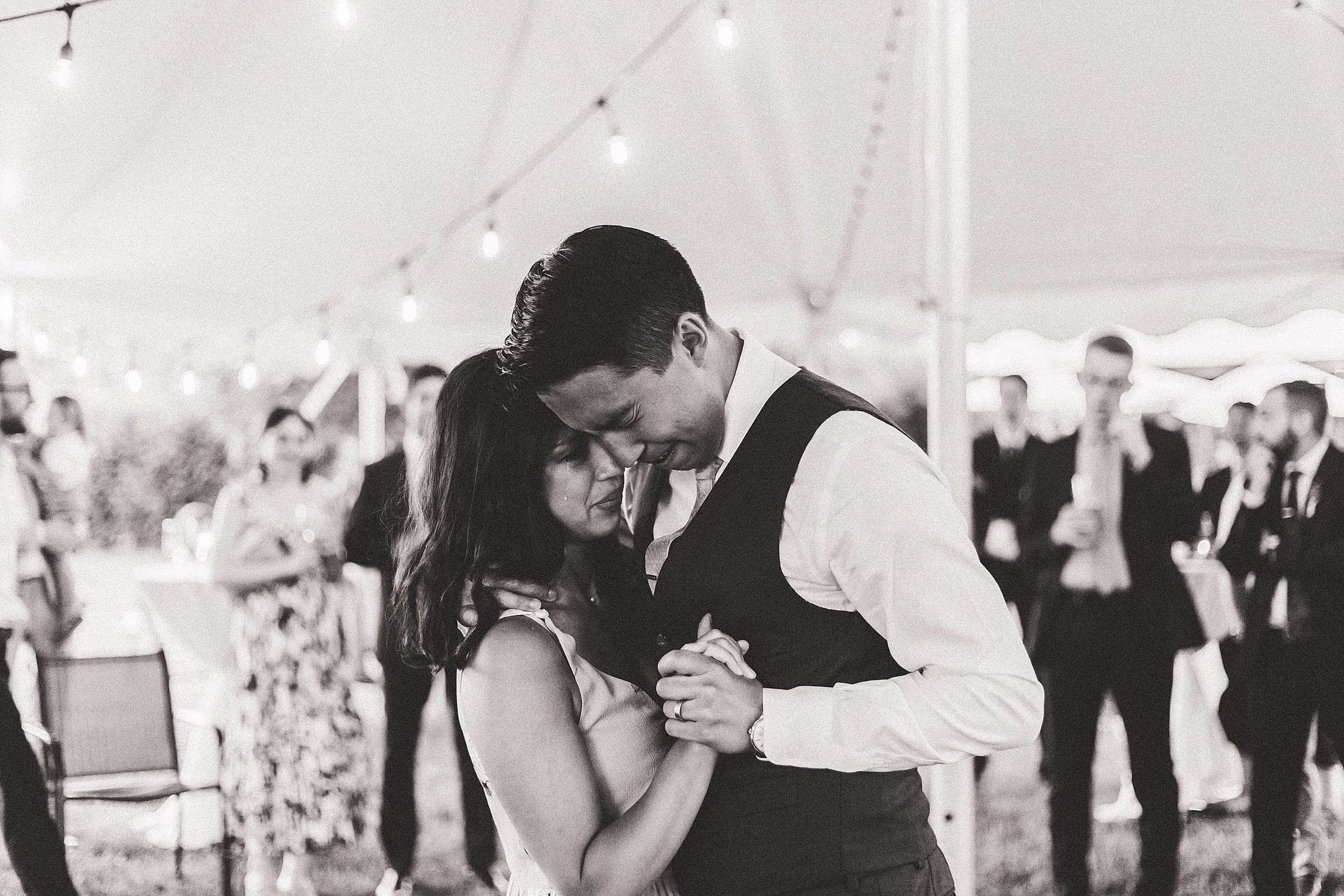 Kendrick danced with his sister and sister-in-law, the wonderful, strong women in his life.