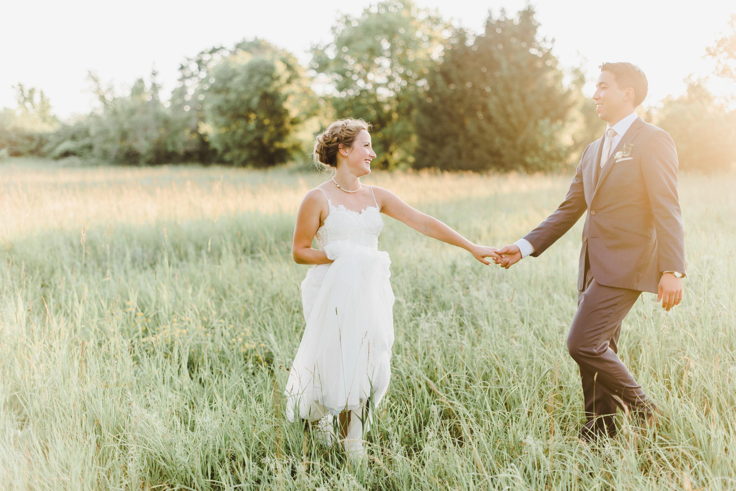 Fine Art Ottawa Wedding Photographer