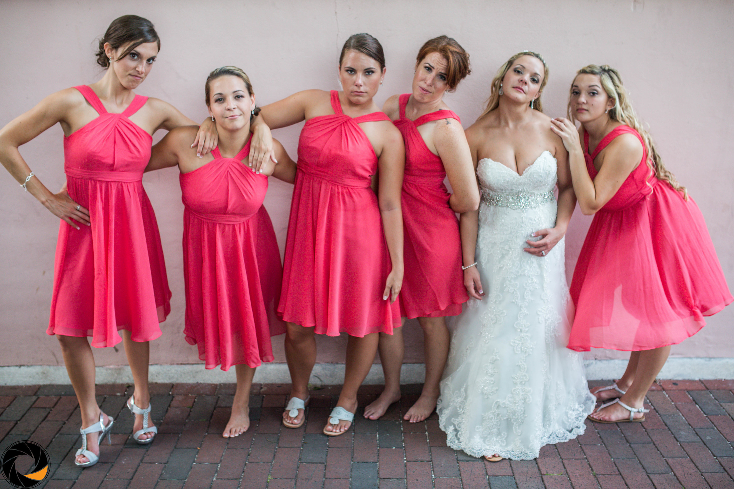 st augustine wedding photography BRIDESMAIDS