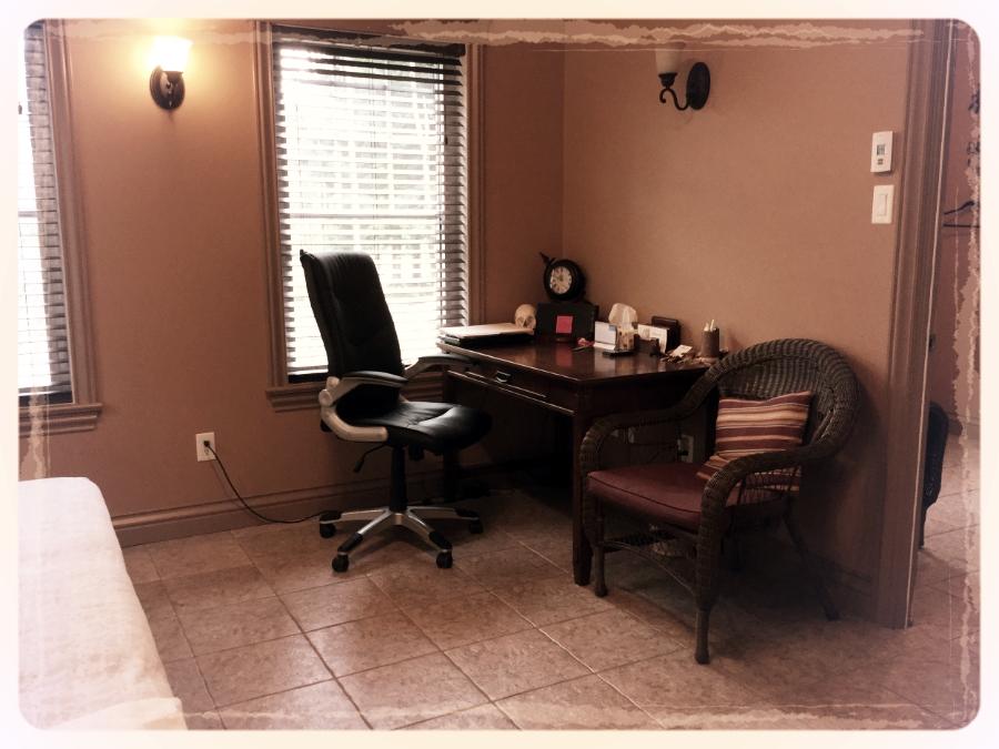 Salle de consultations et traitements