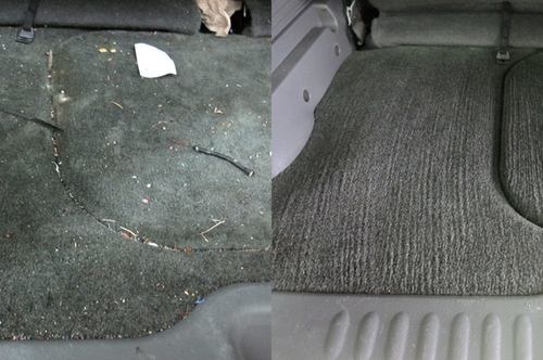 Before After Virginia Auto Detailing