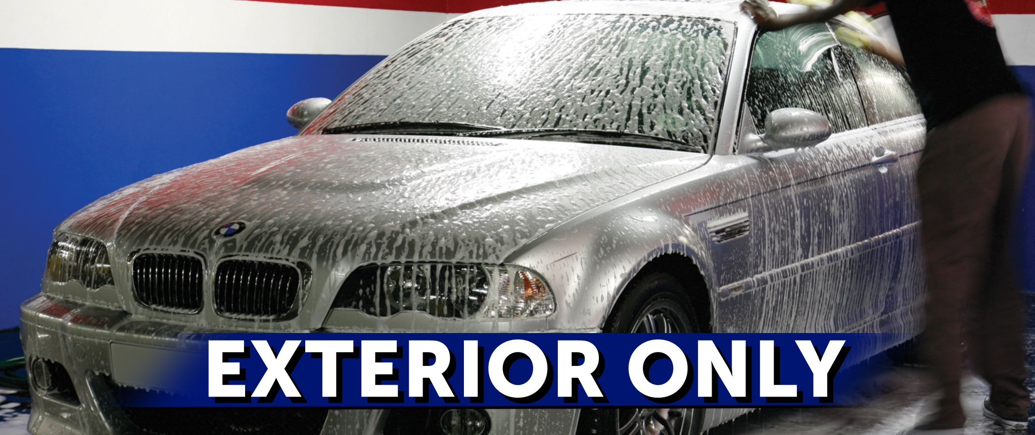 Exterior SUV Detailing and Hand Car Washing