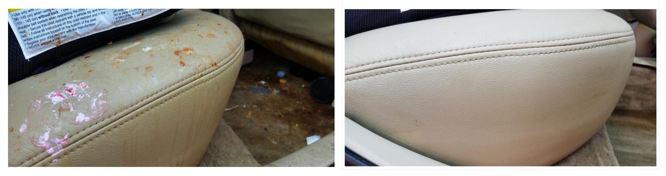 Virginia Interior Auto Detailing Car Washing