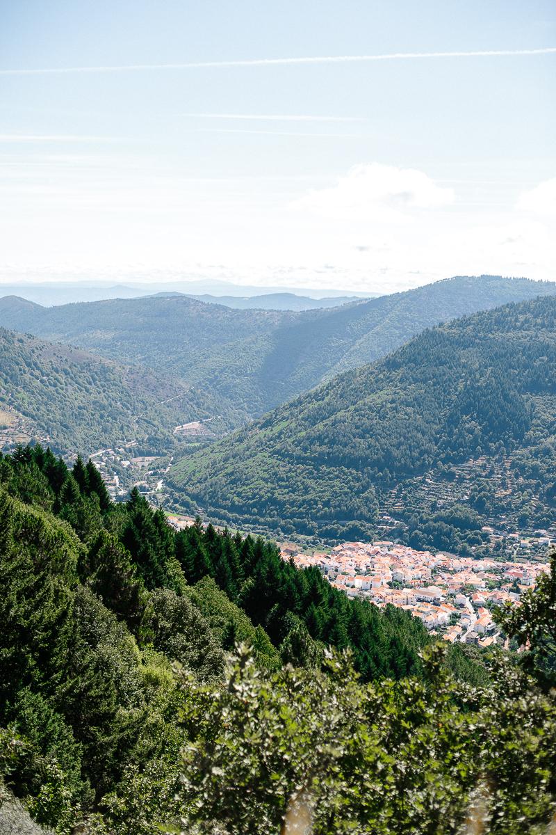 Serra da Estrela Mountain Range, Portugal