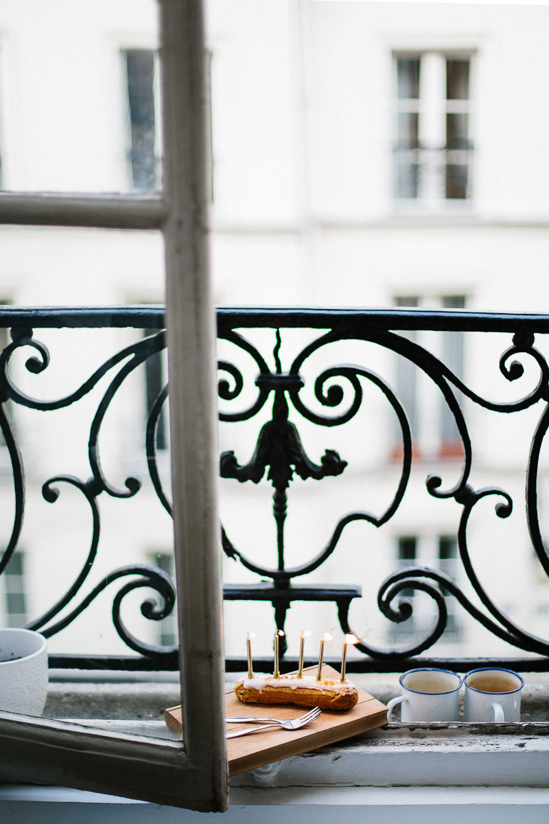 Birthdays in Paris - A Paris Guide