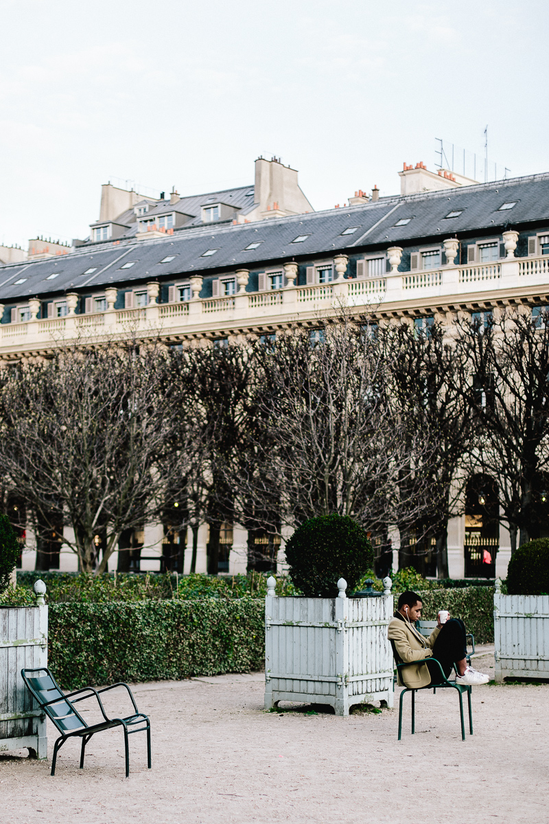 Palais Royal, Paris - A Paris Guide