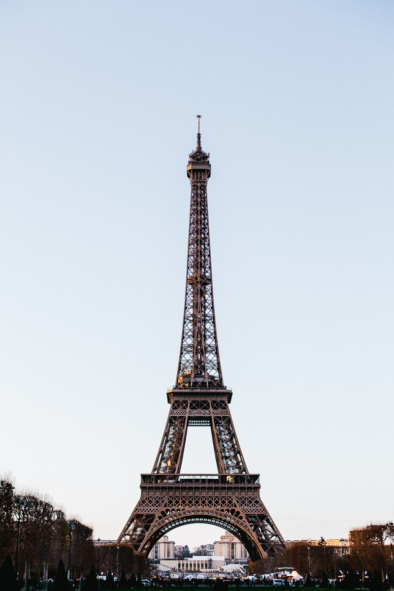 The Eiffel Tower, Paris - A Paris Guide