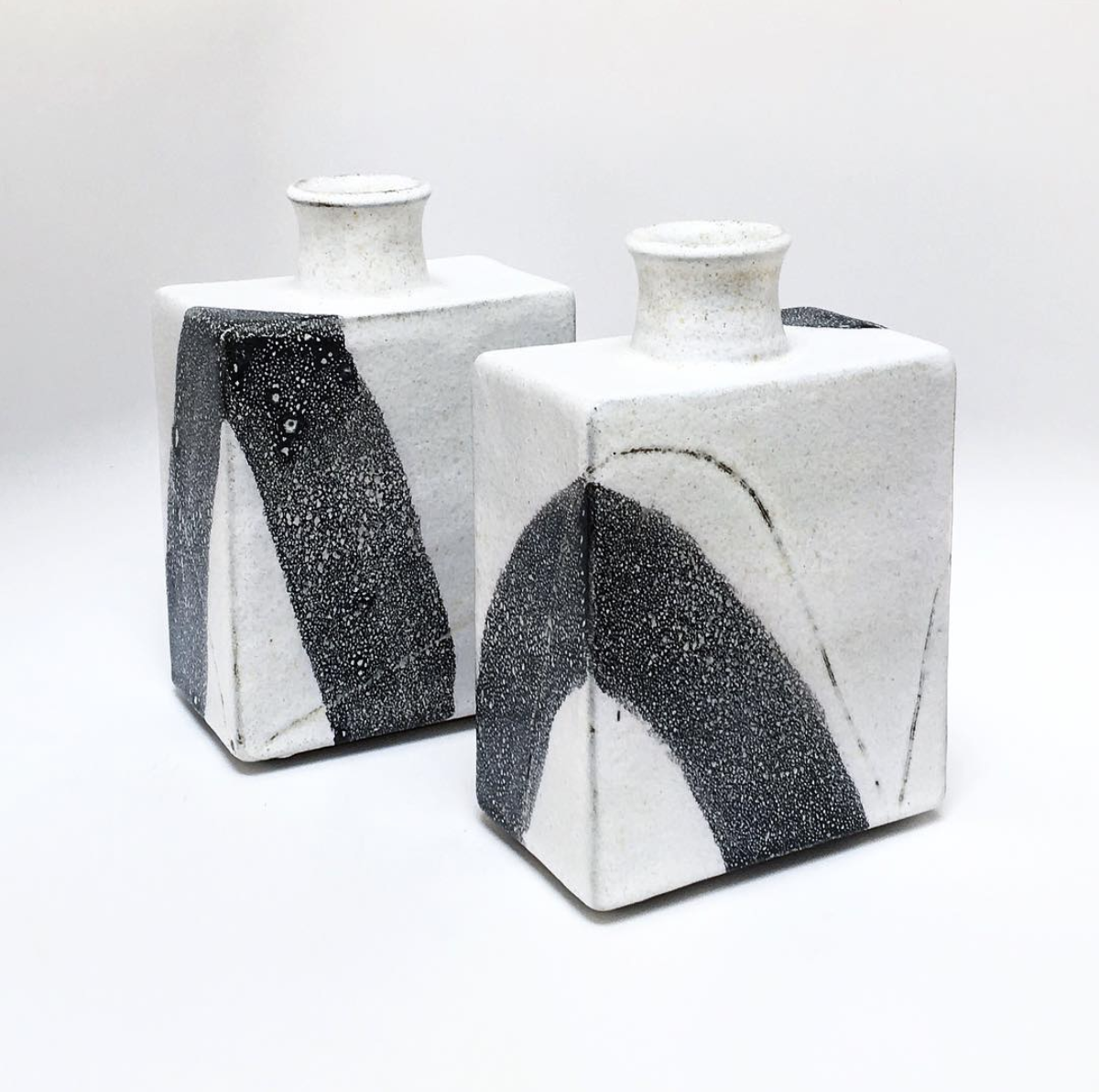 Square Arches Vases