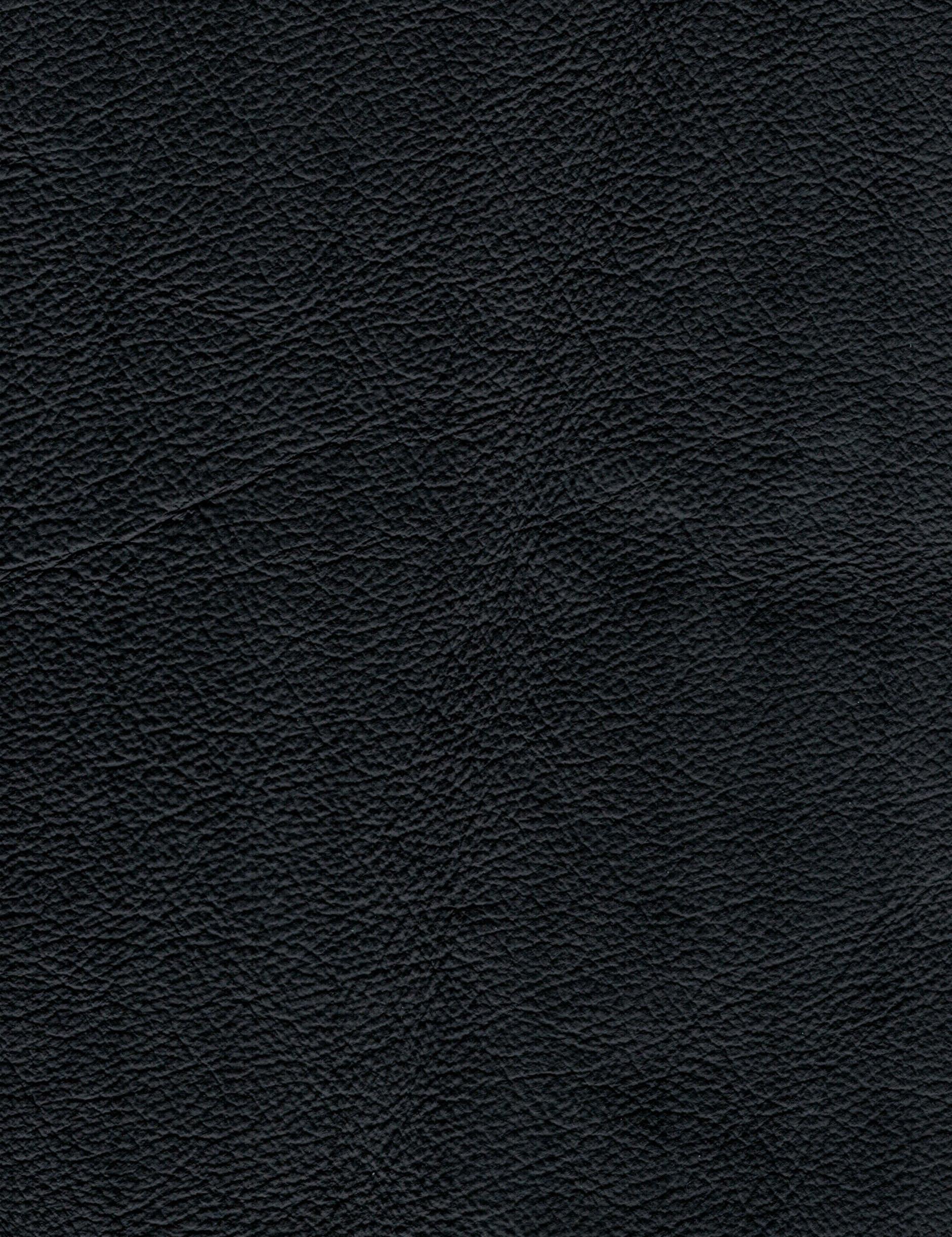 Oak Frame - Black Leather