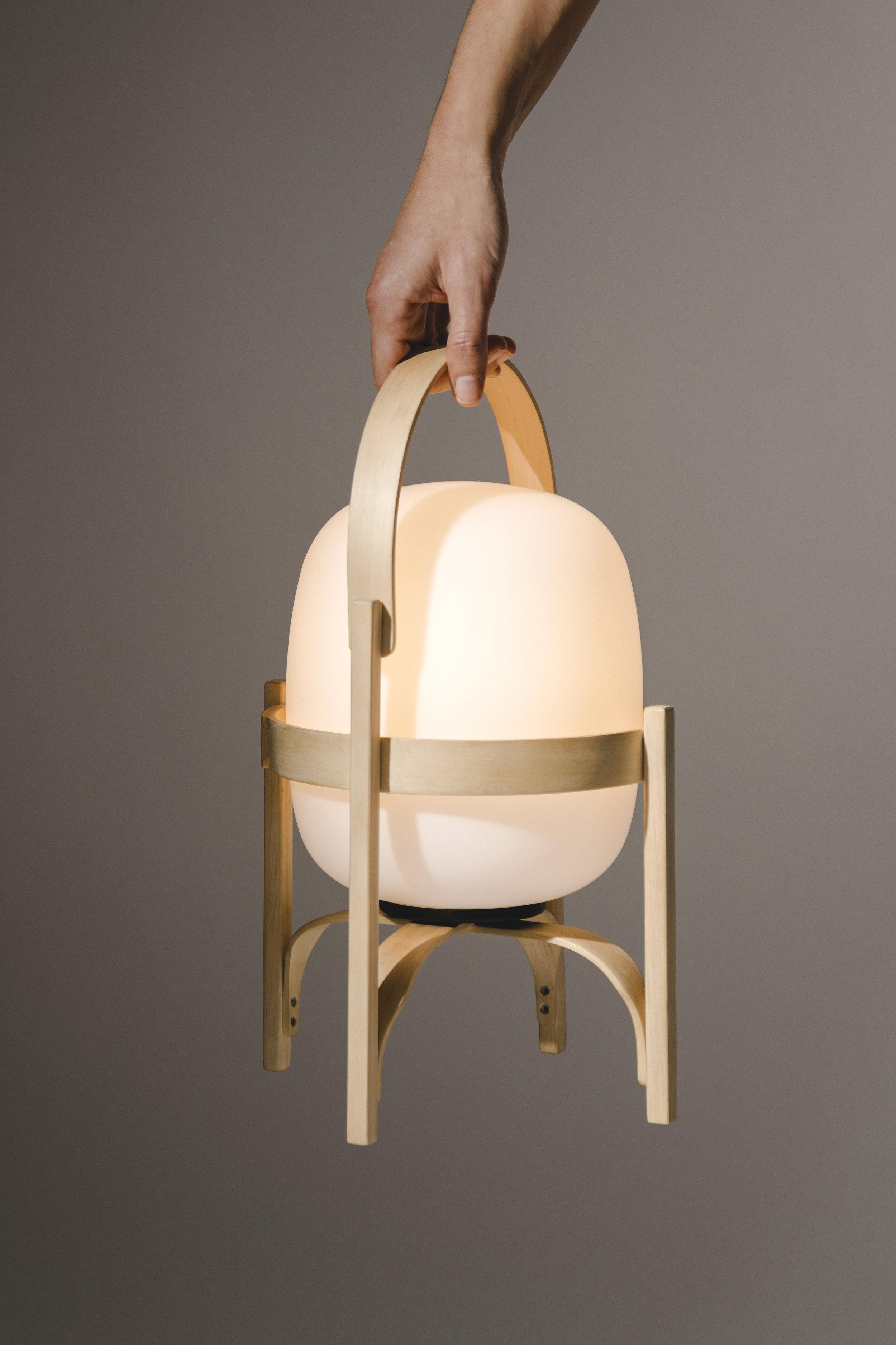 Cestita Bateria Table Lamp
