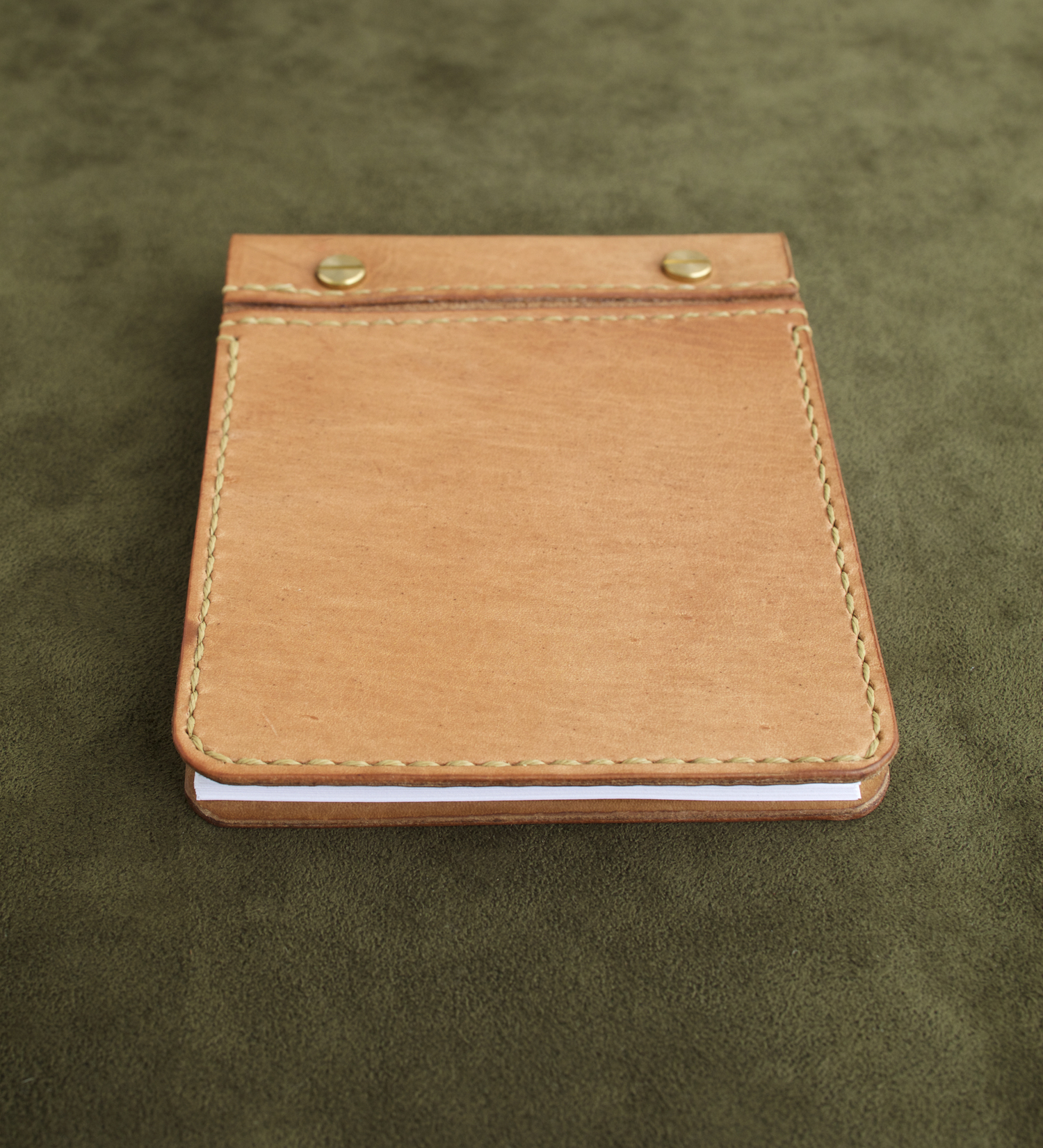 Leather Note Pad