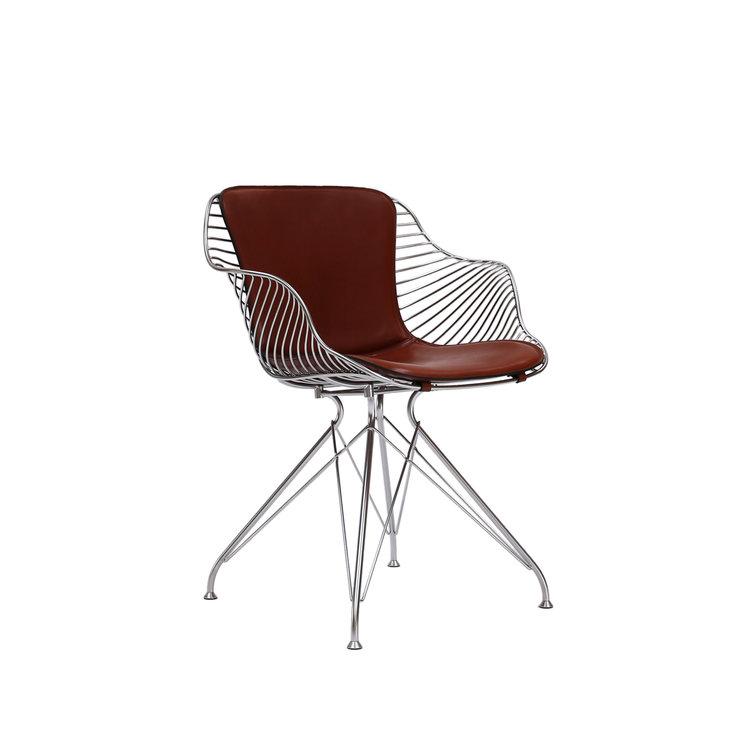 Wire Dining Chair Fair