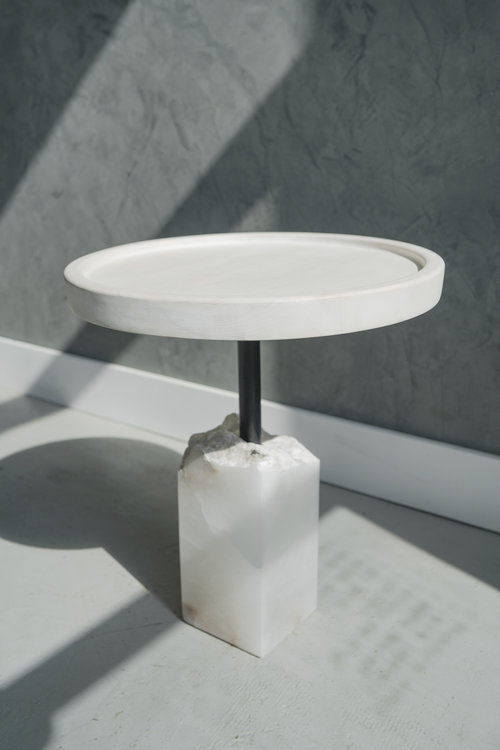 Bast Side Table