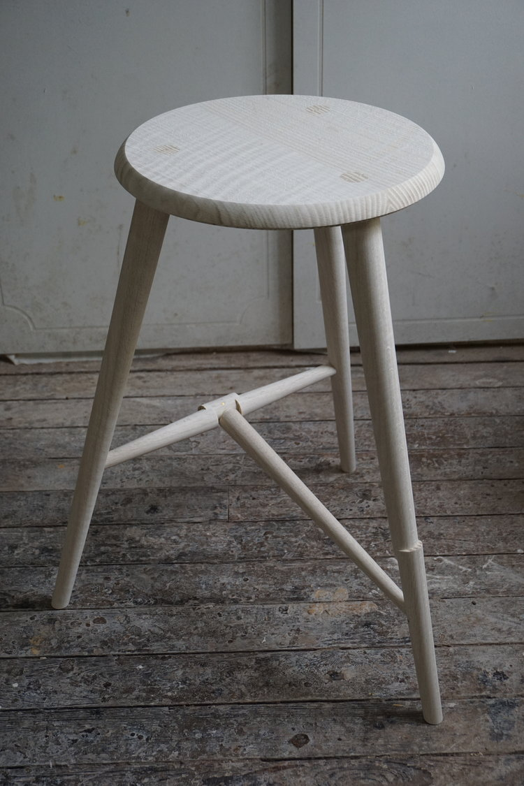 Offset Taper Stool
