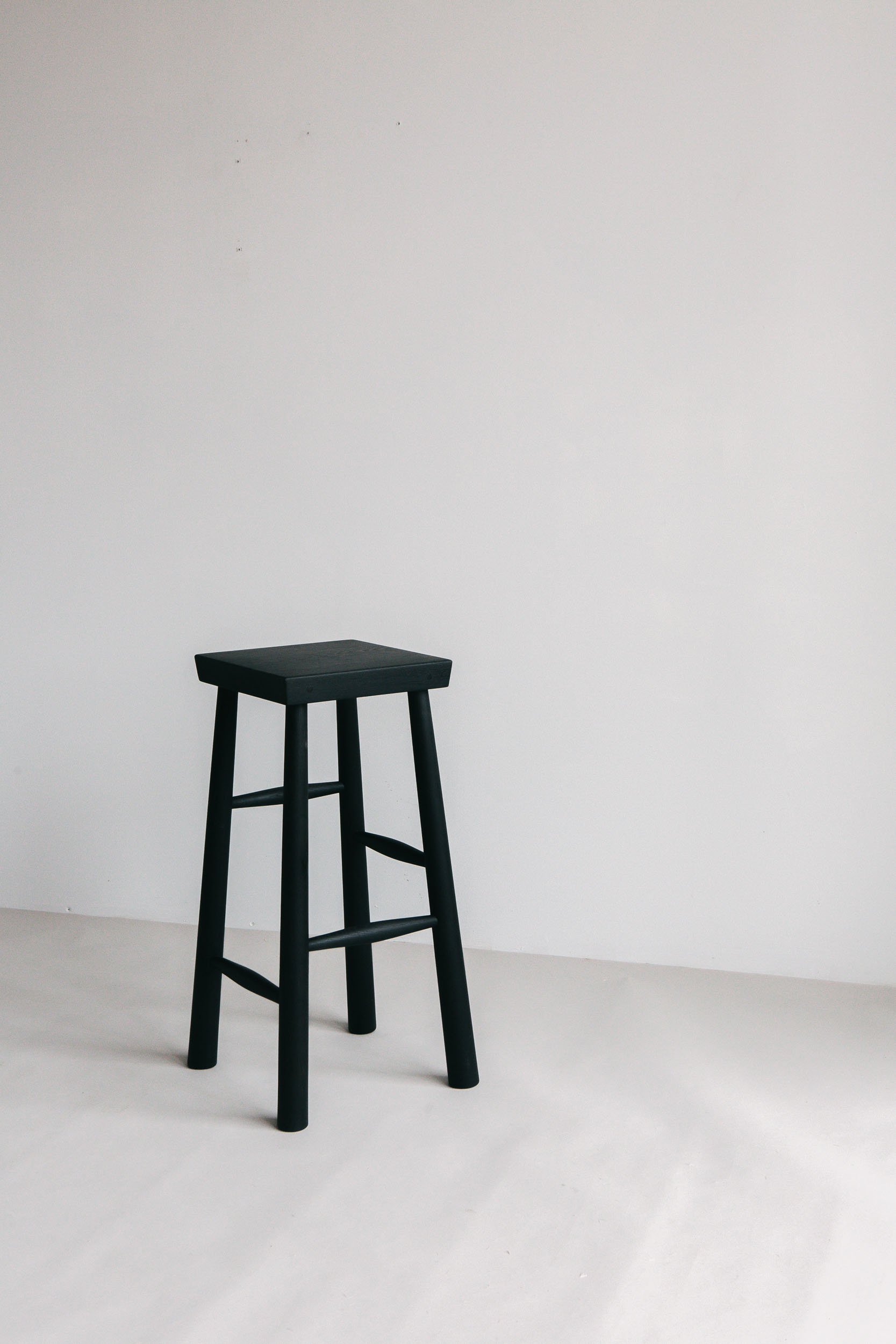 Graduated Rung Stool