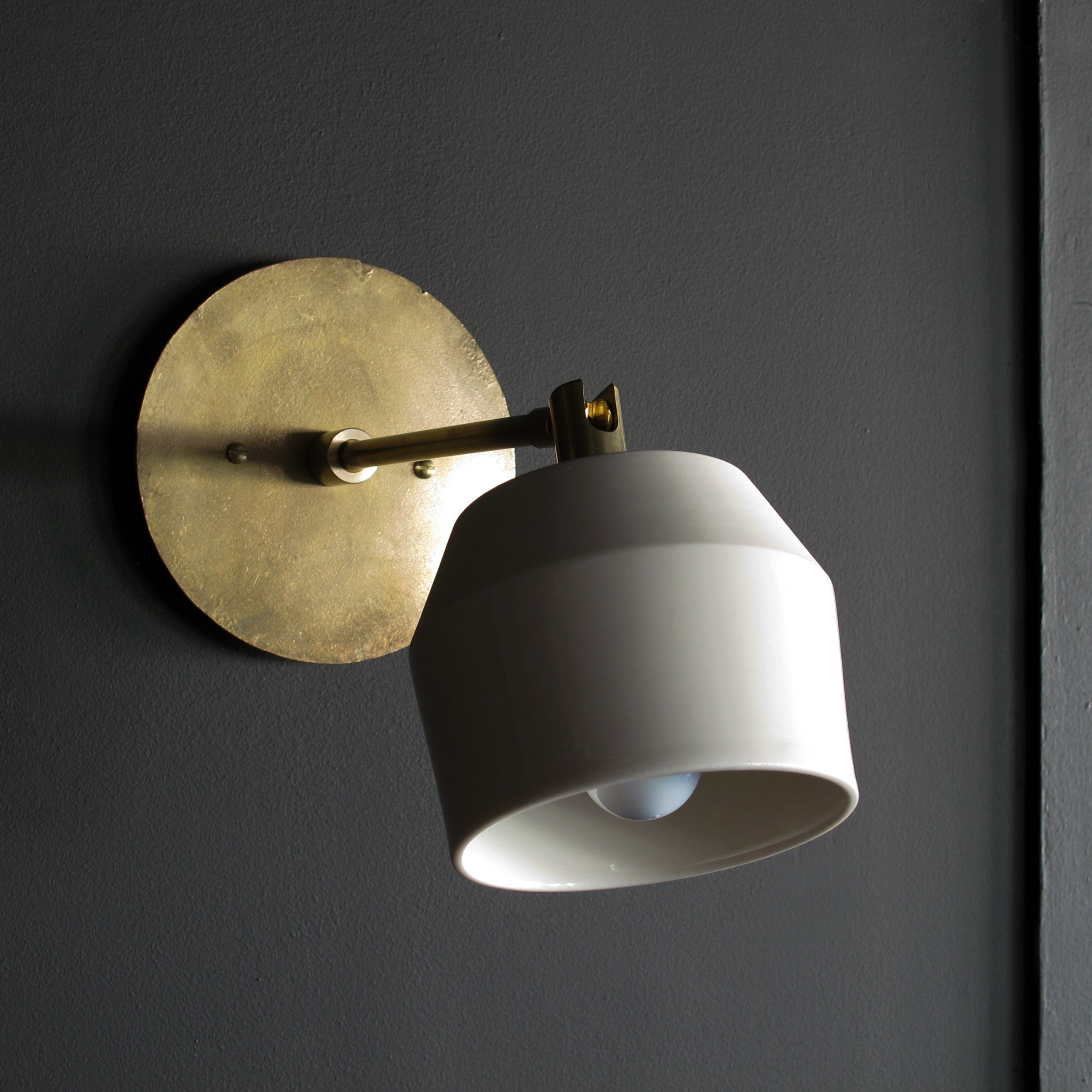 Forchette Long Sconce