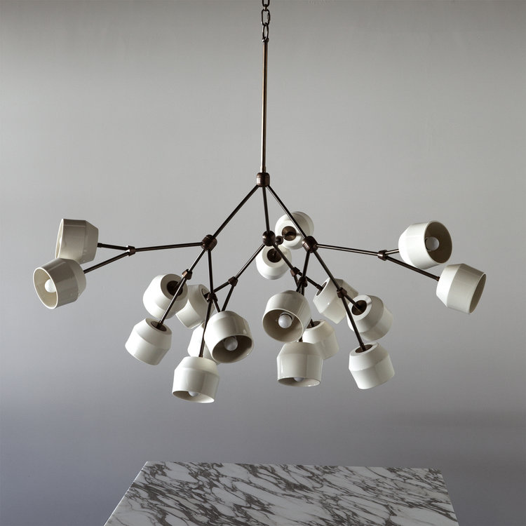 Forchette Chandelier 18