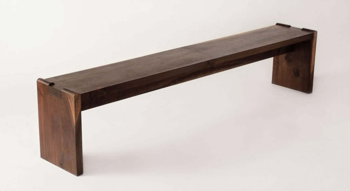 Mortise Bench