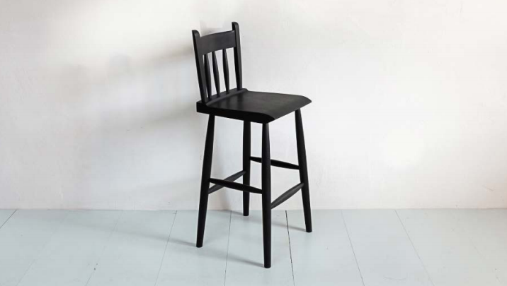 Temper Rabbit Bar Stool