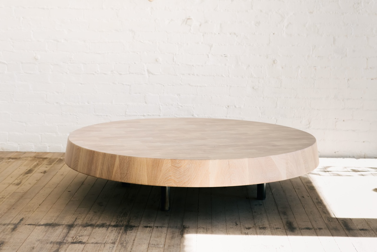 Floating Block Coffee Table