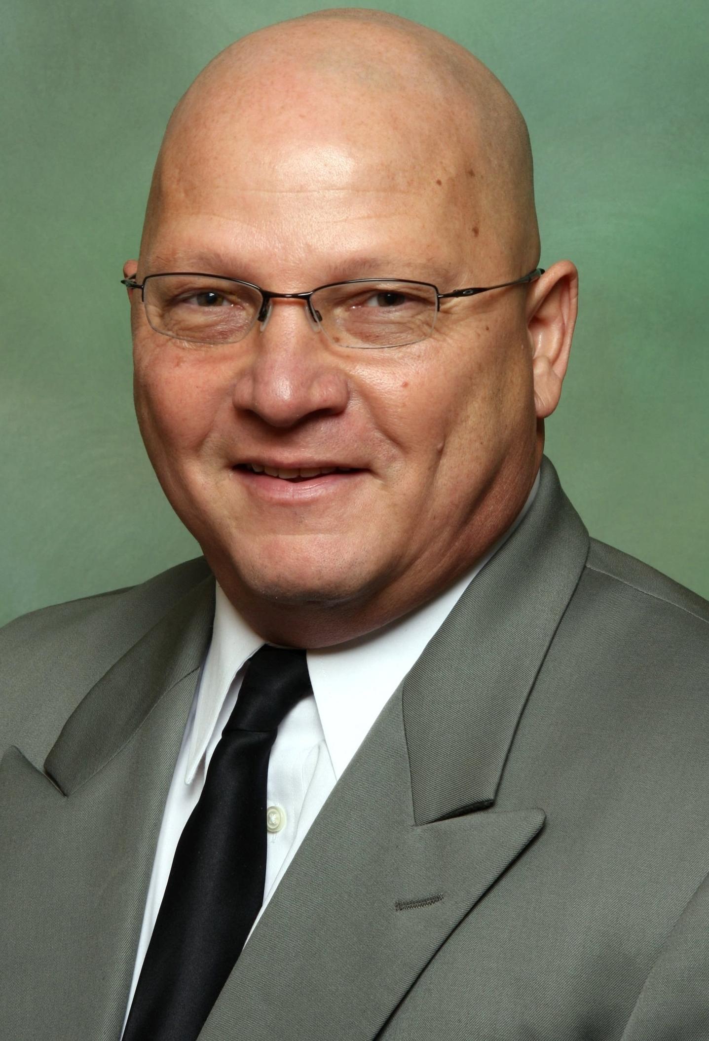Joe Perlaky  Executive director Maumee Valley Growers Association