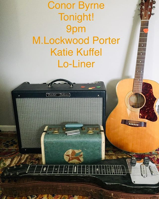 We play at 9pm sharp tonight~ @conorbyrnepub with @mlockwoodporter and @katiekuffel ⚡️ #ballardmusic #seattlemusic #conorbyrne #ballard #lapsteel #thecryingshame #supportlivemusic