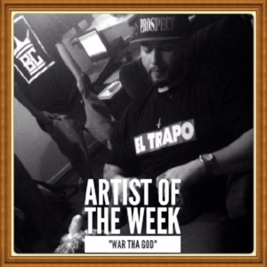 """(August 13, 2017) Number 1  #SongOfTheWeek  """"Remedy"""" by  War Tha God   Location: National City, CA"""