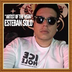 "(November 12, 2017) Number 1  #SongOfTheWeek  ""Gravitational Pull"" by  Esteban Solo   Location:  St. Louis, Missouri"