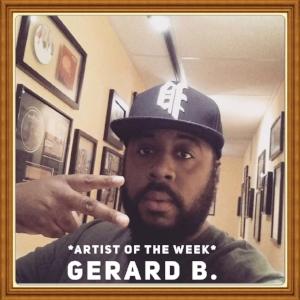 """(December 24, 2017) Number 1  #SongOfTheWeek  """"Evolve"""" by  Geraed B.   Location: Atlanta, GA"""