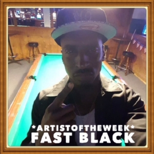 "(January 7, 2018)  Artist:  Fast Black    #SongOfTheWeek:  ""She's Fine""  Location:   Chicago, IL"