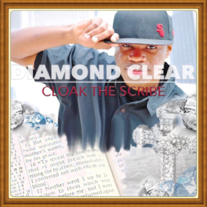 "(June 10, 2018)  Artist:  Cloak the Scribe    #SongOfTheWeek:  ""Diamond Clear""  Location:   Chicago, IL"