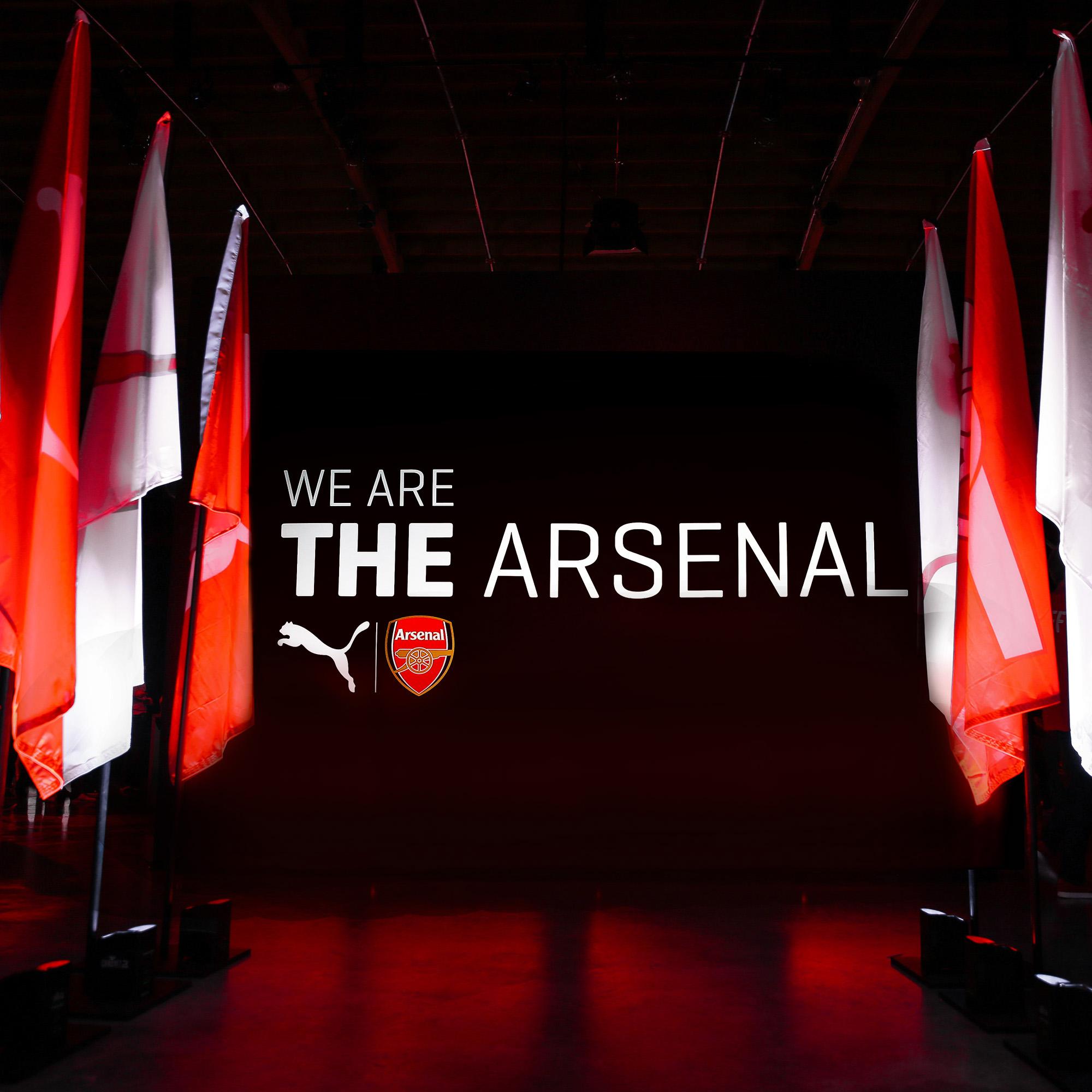 PUMA X ARSENAL | UK FOOTBALL CLUB KIT REVEAL