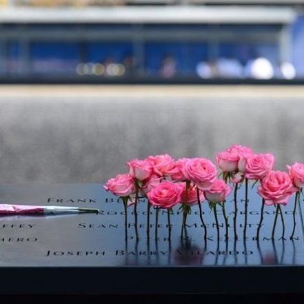 In loving memory of the victims, in loving honor of the hero's. 💕🇺🇸 #911memorial