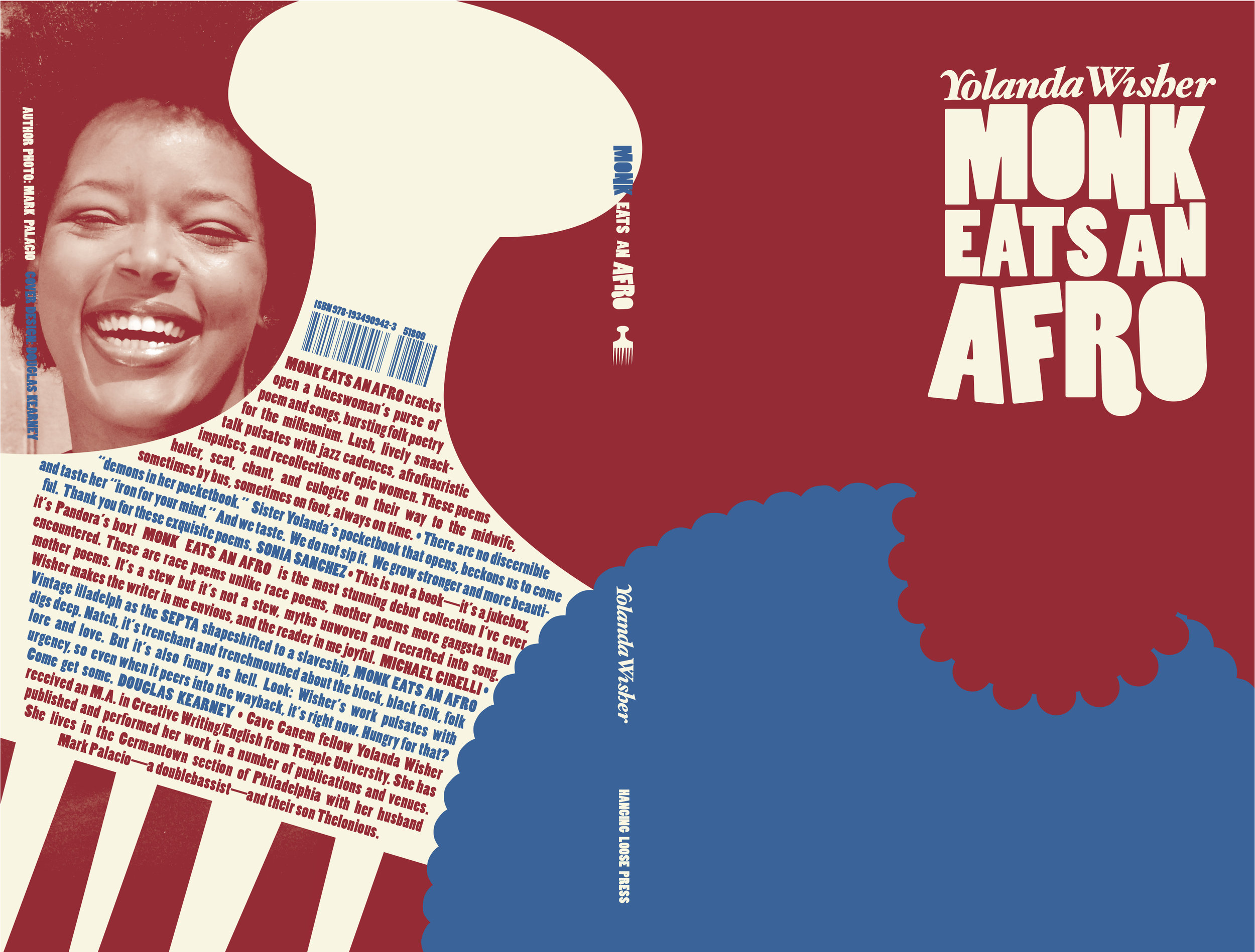 Cover design by Douglas Kearney, 2014.