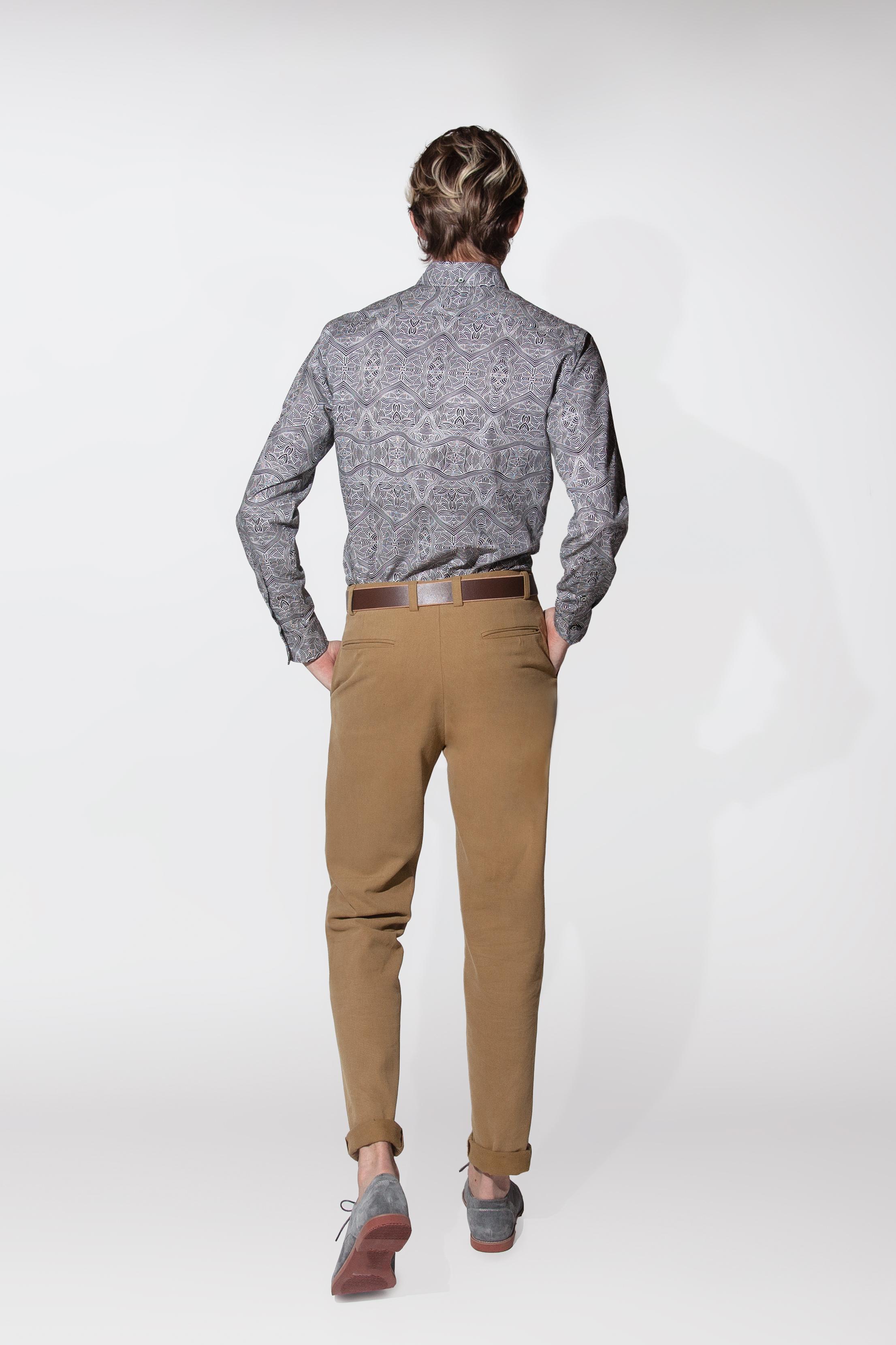 cotton shirt $160