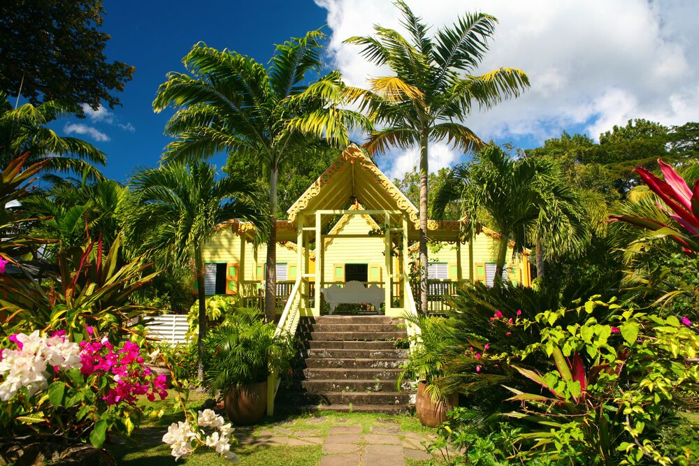 Home Of Caribelle Batik -
