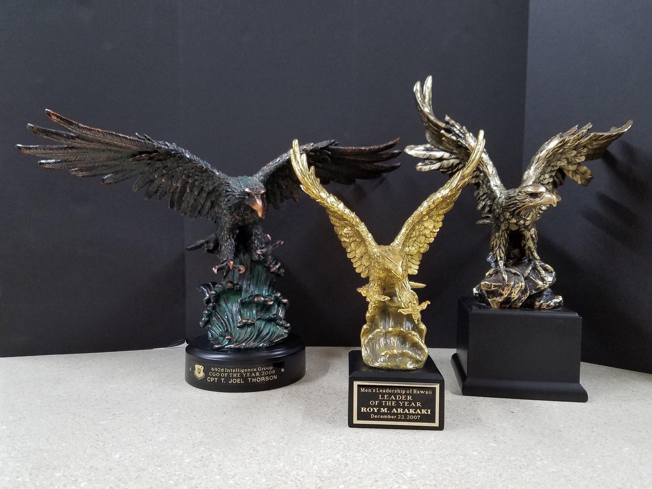 """EAGLE 3  (12"""") - 182.00,  EAGLE 4  (11"""") - 79.00,  EAGLE 5  (16"""") - 179.00"""