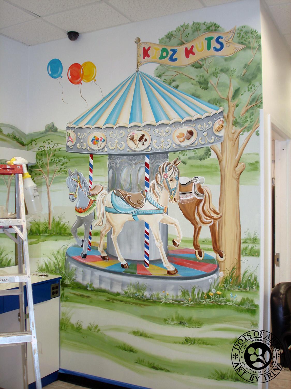 carousel-mural-kidz-cuts-horses.jpg