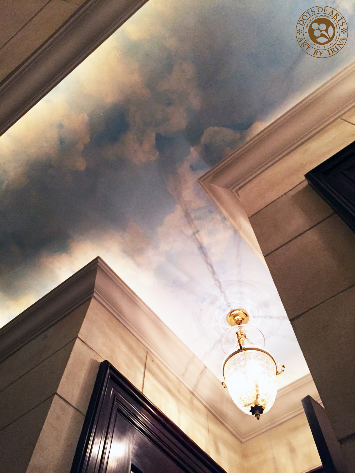 dots_of_arts_murals_decorative_painting_NJ_NY_restorations_Manhattan_hallway_sky_clouds_after_fragment.jpg
