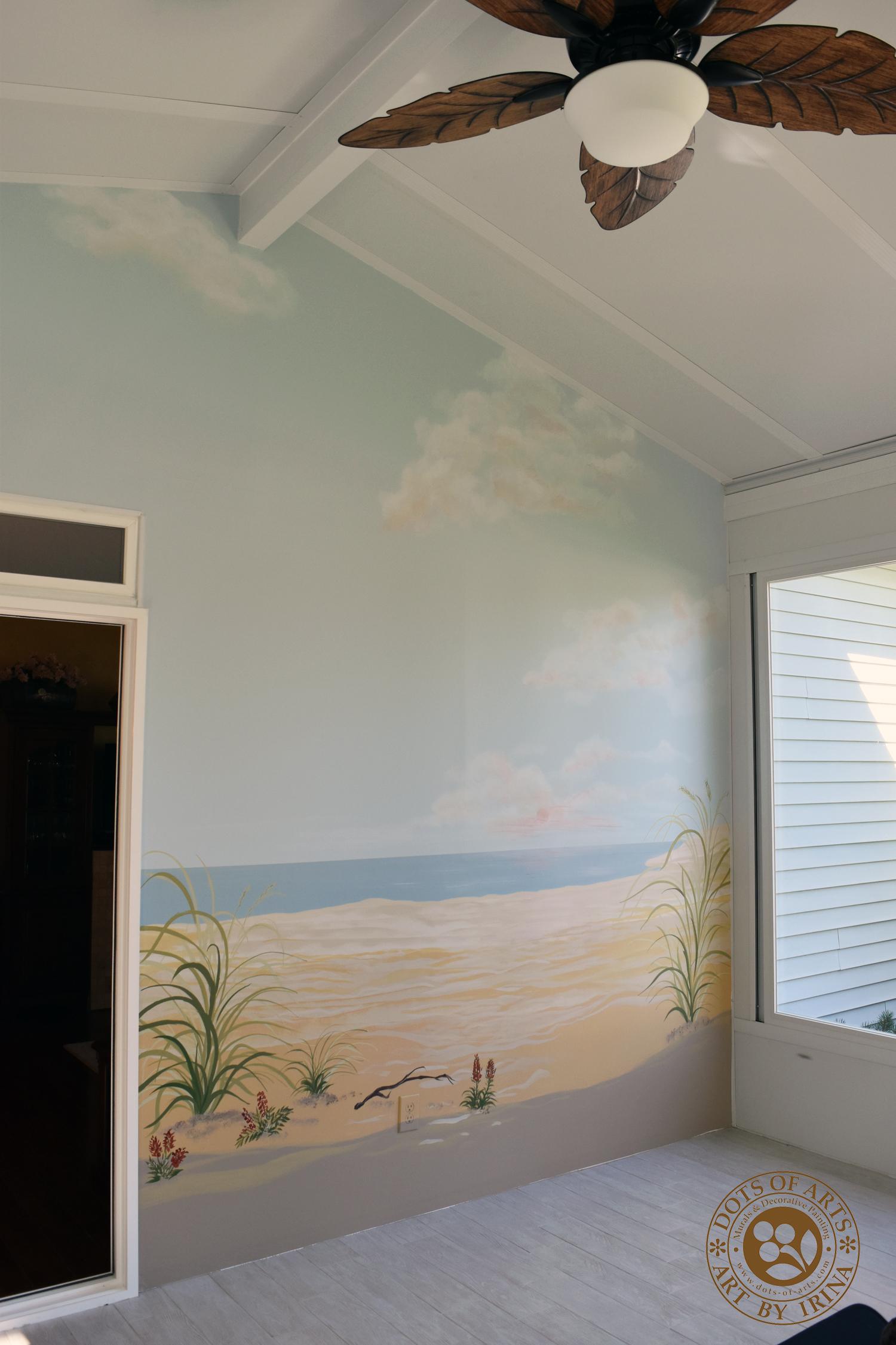 florida-room-mural-full-room-dots-of-arts.jpg